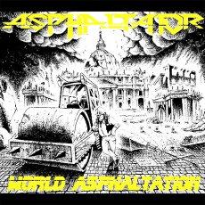 Il primo EP dei romani Asphaltator promette bene