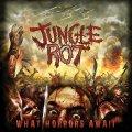 "Ristampa per ""What Horrors Await"" dei Jungle Rot"