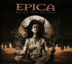"""Ristampa """"Gold Edition"""" per """"Design Your Universe"""" degli Epica"""