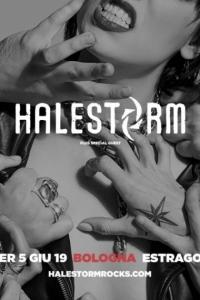 Halestorm: una data a Bologna il prossimo giugno