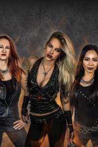 """Burning Witches: presentano la nuova cantante con il brano """"Wings of Steel"""""""