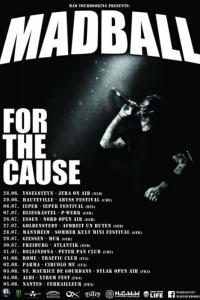 Madball: tour europeo quest'estate