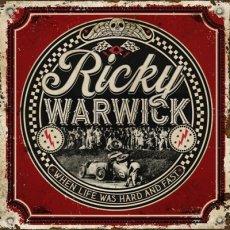 Ricky Warwick: attitudine al Rock immutata, o quasi.