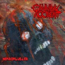 Mezz'ora di sano divertimento con il Grindcore/Thrash dei Cannibal Accident